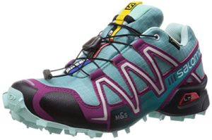 Salomon-Speedcross-3-GTX-Damen-Traillaufschuhe-Blau-Opaline-BlueIgloo-BlueMystic-Purp-38-EU-5-Damen-UK-0
