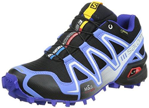 SALOMON Damen Traillaufschuh Speedcross 3 GTX blau   36,5